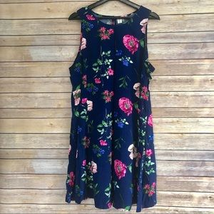 Old Navy Sleeveless Floral Dress